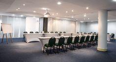 Salón Nuevo Mundo. El lugar ideal para las reuniones perfectas en un ambiente caribeño tradicional y amigable en #ElHoteldeLasEstrellas.