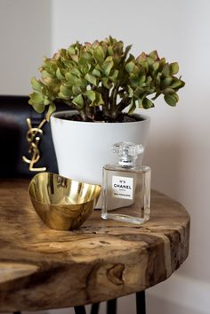 decorating with metal accents | HarperandHarley