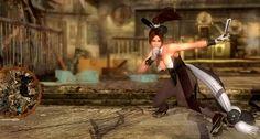 Isn't Mai bunny cute?   Mai Shiranui(kof) in DEAD OR ALIVE 5 Last Round__2 (2)