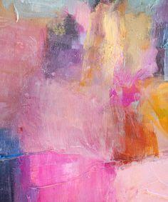 Esther Gemser Art | Laughter Seth Godin, Pastels, Close Up, Laughter, Abstract, Canvas, Artwork, Painting, Modern Art