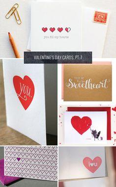 Valentine's Day Cards, Pt. 7