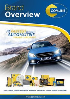 An overview of the Comline Braking Range Car Parts, Truck Parts, Ipad Mini Pro, Social Networks, Social Media, The Gr, Brochure Cover, Aftermarket Parts, Sale Promotion