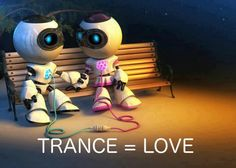 Robots Together Love IPhone Wallpaper Mobile Wallpaper Iphone 5 Wallpaper, Mobile Wallpaper, Kinds Of Music, Music Is Life, I Robot, Trance Music, Find Someone, All Things Cute, Funny Wallpapers
