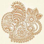 Image result for Printable Henna Designs