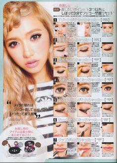 japanese makeup tutorial