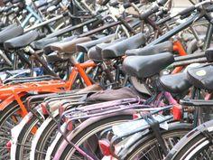 Memory - fietsen