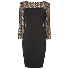 Dresses with sleeves. 50 plus style festive dressing