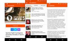 Aplikacja mobilna Kolumna24 z wiadomościami lokalnymi