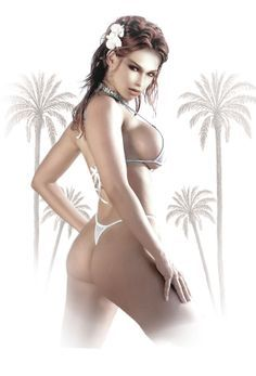 Lara croft art naked