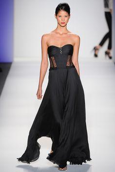 FALL 2012 READY-TO-WEAR  Farah Angsana. Model: Sal Garcias.