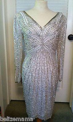Vintage Beaded Cocktail Dresses