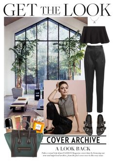 """""""Get The Look: Phoebe Tonkin"""" by watashiwatrish ❤ liked on Polyvore featuring Rosetta Getty, Isabel Marant, T By Alexander Wang, Estée Lauder, Marc Jacobs, Chanel, Tom Ford, CÉLINE, TheOriginals and photoshoot"""
