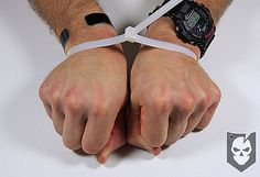 How to Escape Zip Ties 03 | Learn techniques for escaping il… | Flickr