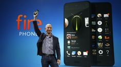 Amazon's fire Phone has been extinguished