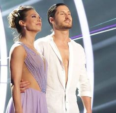 Ginger Zee & Val Chmerkovskiy  -  Dancing With the Stars  -  Season 22  -  Spring 2016