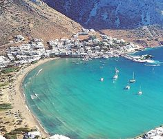 Sifnos island (Σίφνος) So Beautiful Kamares beach and so wonderful & picturesque island .