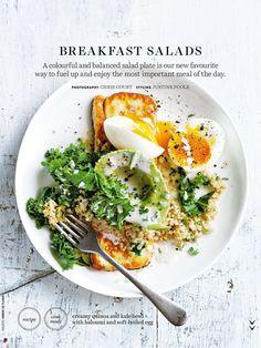 Frühstück einmal anders