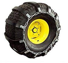 TerraGrips Tire Chains 20×9-8, 20×10-8 (Non Turf Saver), 20x10x10 [ST90002] by TerraKing