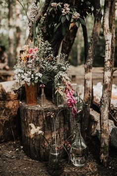 This Eclectic Prince William Forest Park Wedding is Just Ridiculously Beautiful India Earl-3