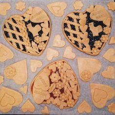 #Crostate di pasta frolla e marmellata
