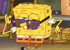 Spongebob Cartoon, Spongebob Drawings, Cartoon Memes, Cartoon Pics, Cute Cartoon, Funny Spongebob Faces, Funny Profile Pictures, Funny Reaction Pictures, Cartoon Profile Pictures