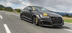 "Mehr als nur ""3F Tuning"" Felgen, Fahrwerk, Fertig: ""The one and only"" Audi RS3 Limousine"