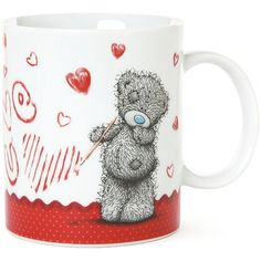 Love Me to You Tatty Teddy Mug