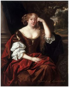 Portrait ofElizabeth Dysart, Duchess of Lauderdale After Peter Lely c.1680 United Kingdom