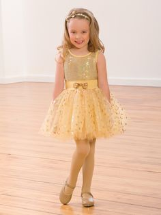 Lily and Claire's tap costume 2013 - Sunshine Day