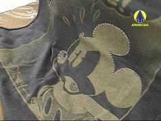 Sabor de Vida Artesanatos | Camiseta Strass por Valéria Souza - 17 de Janeiro de 2014