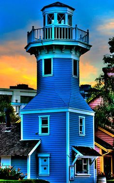 Seaport Village, San Diego, California, USA