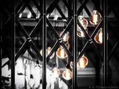Γλόμποι - Light bulbs, Μπαρ-εστιατόριο Patio, Λευκωσία, Κύπρος (Patio bar-restaurant, Nicosia, Cyprus).  Visit the post for more.