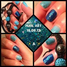 Nail art 10.09.12