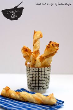 These easy cheesy bread sticks are so easy to make, the kids can help whip up a batch for dinner