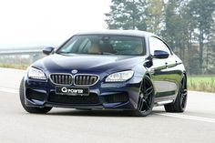 G-Power Unveils 740 HP BMW M6 Gran Coupe - http://www.bmwblog.com/2016/04/04/g-power-unveils-740-hp-bmw-m6-gran-coupe/