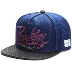 BOOGIE SNAPBACK ❤ liked on Polyvore featuring accessories and hats