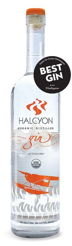 Halcyon Organic Gin