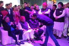the motilal vora during the family function #vora #govindlalvora #journalist #socialist #politician #educationist #raipur #chhattisgarh Politicians, Concert, Concerts