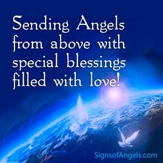 Special Blessings sent to you today!