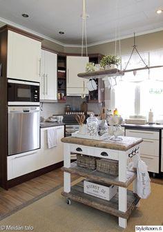 keittiö,keittiönkaapit,keittiösaareke,työsaareke,keittiökaapisto