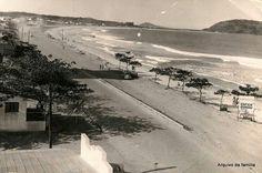 Praia do Morro anos 70 Guarapari ES.
