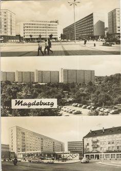 Magdeburg Karl Marx Strasse