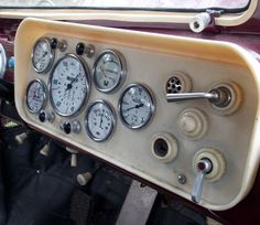 Rat Rods, Old Cars, Cars And Motorcycles, Trucks, History, Vehicles, Executive Dashboard, Truck, Antique Cars