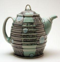 Doug Peltzman tea pot