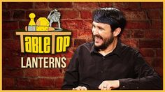 Wil Wheaton plays Lanterns on TABLETOP!