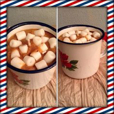 Comfort Candles Hot Chocolate with marshmallows by YuuNiqCandles, $12.00