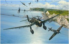 Open Assault by Robert Taylor The Junkers Ju87 Sturzkampfbomber, known to the British simply as the Stuka, had already acquired a deadly re...