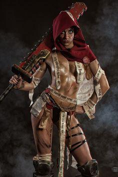 "inoxhammer:  "" Sister Repentia cosplay Visit my Etsy Shop: https://www.etsy.com/shop/InoxHammer  """