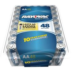 See  RAYOVAC 815-48PPT... at Bargains Delivered  http://www.bargainsdelivered.com/products/rayovac-815-48pptf-alkaline-batteries-reclosable-pro-pack-aa-48-pk?utm_campaign=social_autopilot&utm_source=pin&utm_medium=pin