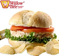 DIY Willows Chicken Salad! Stop spending 10 Dollars for a cup of this!!